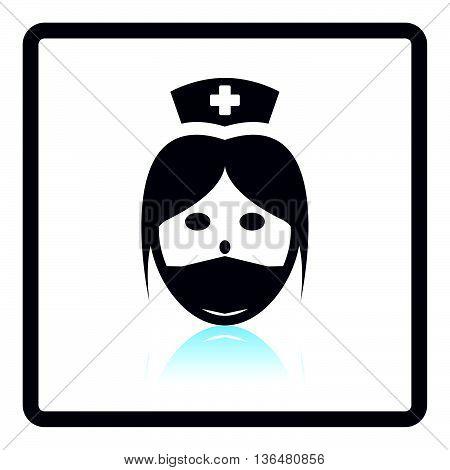 Nurse Head Icon