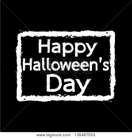 an images of Happy Halloween DAY Illustration design