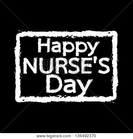 an Images of International nurse day Illustration design