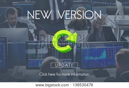 New Version Update Current Development Concept