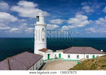 Trevose Head Lighthouse Cornwall