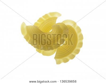creste di gallo pasta  with back lighting