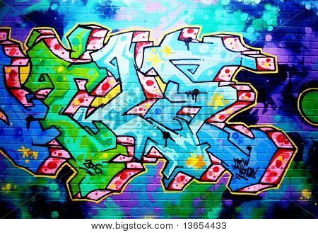 Graffiti Tag 1