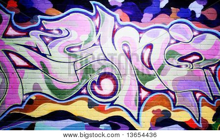 Graffiti Tag 2