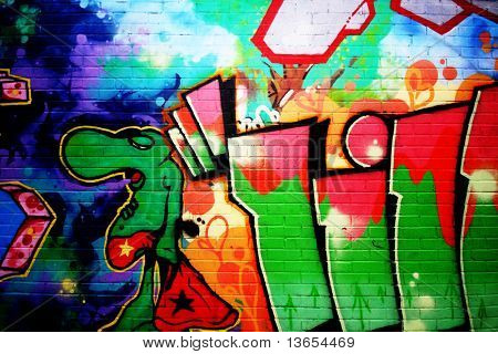 Graffiti Tag 7