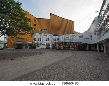 Berliner Philharmonie In Berlin