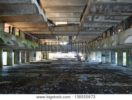 St Peter Seminary In Cardross