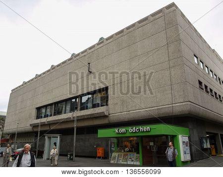 Kunstalle In Duesseldorf