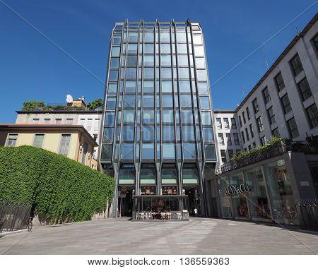 Torre Tirrena In Milan