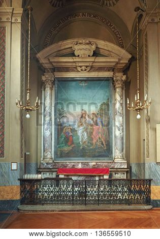 San Donato Immacolata Concezione In Turin