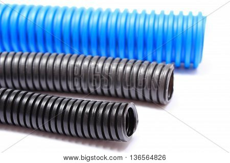 Corrugated Pipe For Electrical Voltage Cable