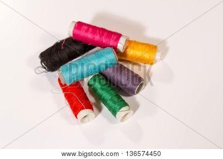 Coil Colored Thread