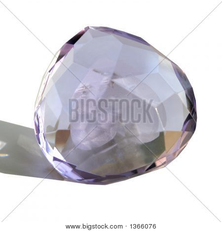 Cut Glass Gem
