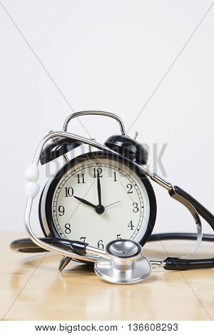 Patient Waiting Time Concept