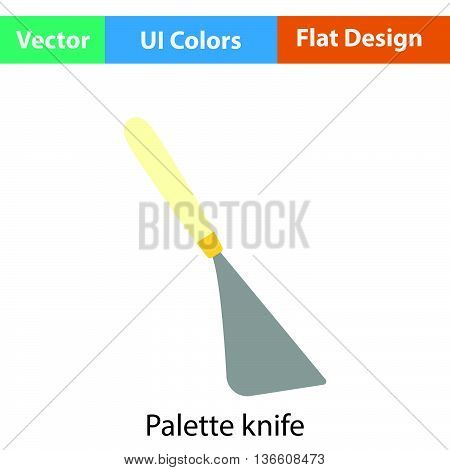 Palette Knife Icon