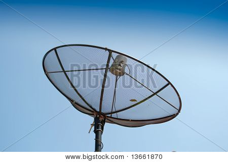 Antena de plato