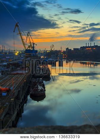 Industrial Banks Of The Dnieper