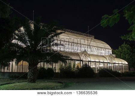 Florence Greenhouse in Giardini dell' Orticultura, Tuscany