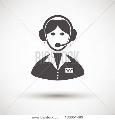 Taxi Dispatcher Icon
