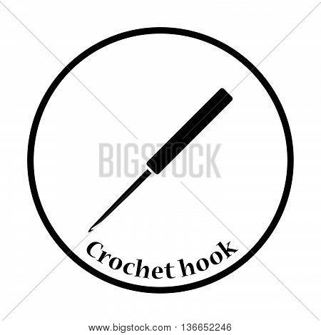 Crochet Hook Icon
