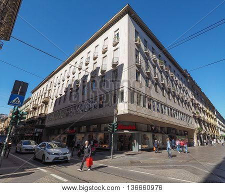 Bata Store In Turin