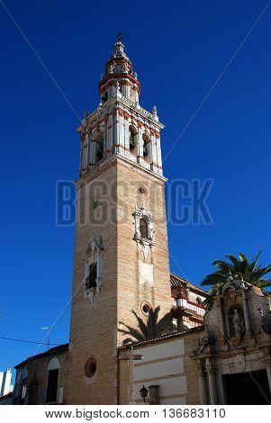 Santiago Parish church bell tower (Parroquial de Santiago)
