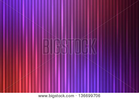 Purple and red blend to create abstract background