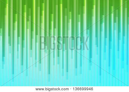 Green and blue colors used to create abstract background