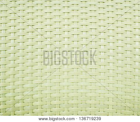 A chair basket weave pattern background texture