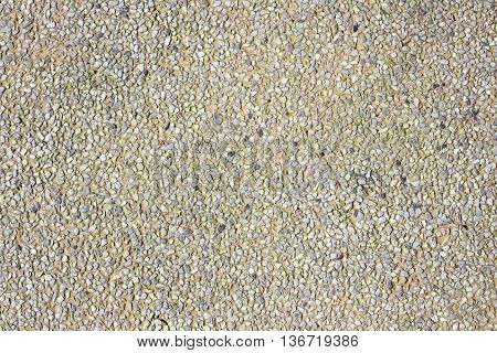 Stone block road pavement for background texture