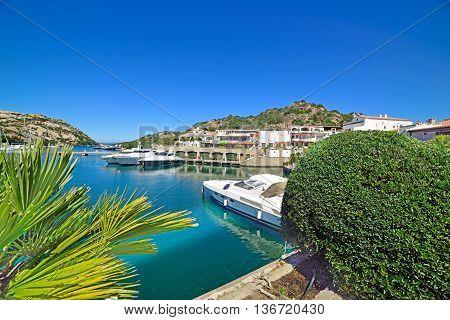 Poltu Quatu resort in Costa Smeralda Sardinia