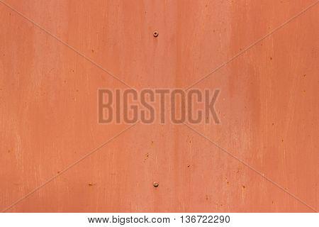 Red Metallic Background Textures Defects