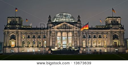 Reichstag / Bundestag