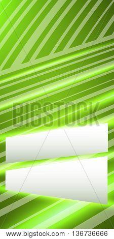 Presentation Design Vertical Banner Flyer Layout Background75