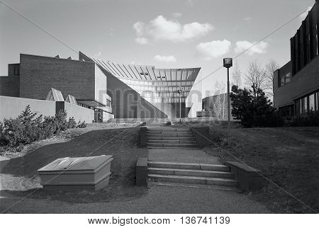 Aalto University Of Technology In Helsinki