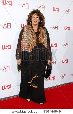 Lainie Kazan at the 36th AFI Life Achievement Award held at the Kodak Theater in Hollywood, USA on June 12, 2008.