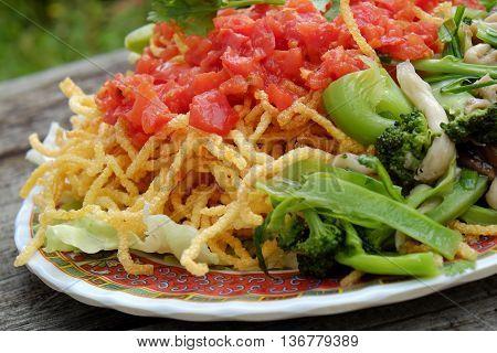 Vietnamese Food, Vegetarian Eating