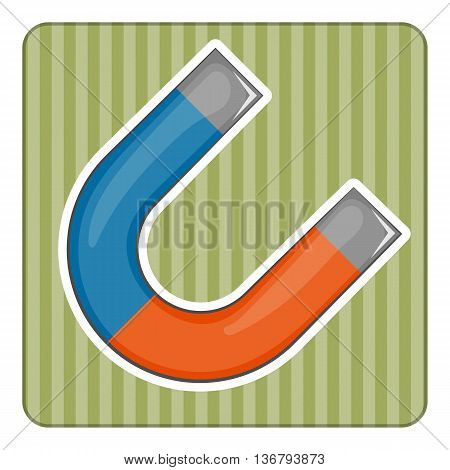 Magnet Colorful Icon