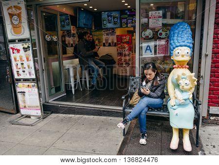 Chinatown, Manhattan, New York, United States