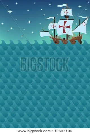 Sailboat Background