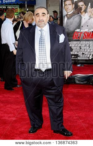 Ken Davitian at the World premiere of 'Get Smart' held at the Mann Village Theater in Westwood, USA on June 16, 2008.