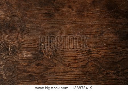 Close up, Old wood texture with grain