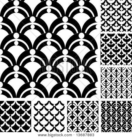 Seamless Pattern Set.
