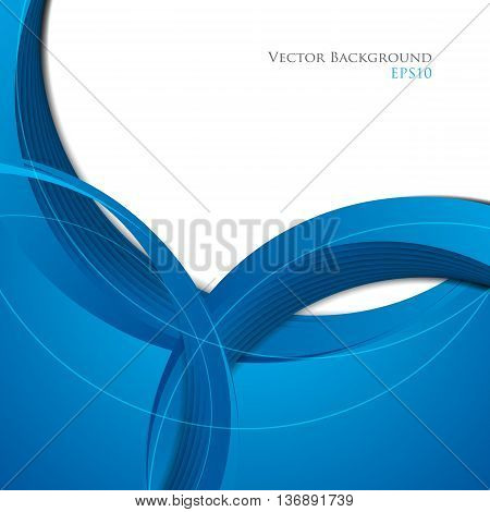 Business abstract  vector background. EPS10 Vector illustration.