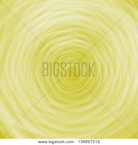Lime color seamless wired swirl fractal pattern