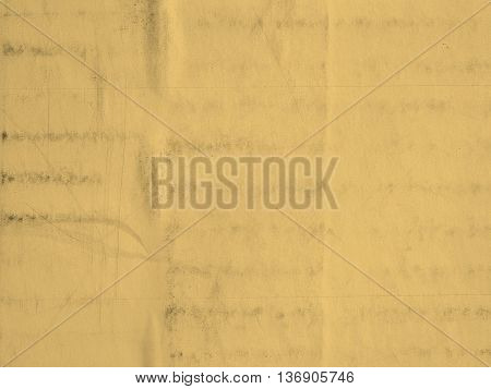 White Corrugated Cardboard Background Sepia
