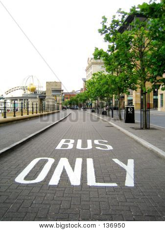 Bus Only