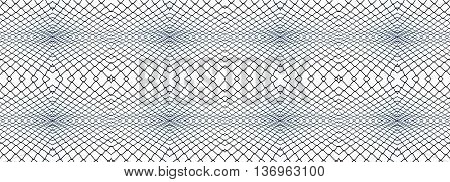 Abstract Background Of Net Or Balustrade Network