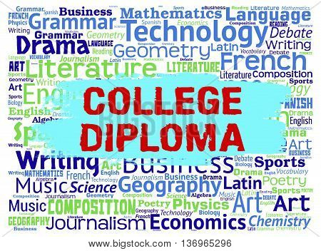 College Diploma Means Bachelors Educate And Learning