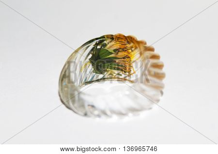 Epoxy Resin Ring